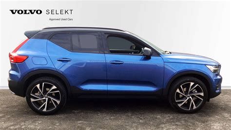 volvo xc40 edition used volvo xc40 2 0 d4 190 edition 5dr awd geartronic diesel estate for sale bristol
