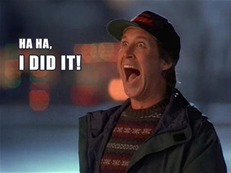 Christmas Vacation Memes - chevy chase christmas vacation quotes quotesgram