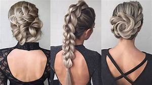 PEINADOS DE FIESTA FÁCILES ♥ Recogidos elegantes / Easy Party Hairstyles Tutorials Compilation