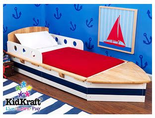 Pottery Barn Boat Bed by Pottery Barn Speedboat Bed Trundle Copycatchic
