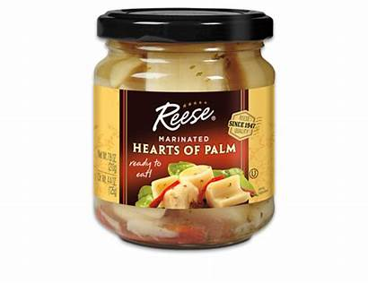 Palm Hearts Marinated Reesespecialtyfoods