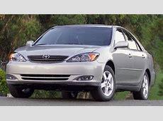 2004 Toyota Camry Solara Review