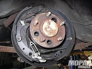 C-body Disc Brake Conversion