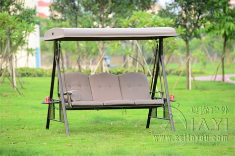 deluxe outdoor hanging swing chair garden hammock patio