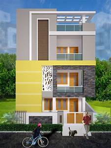 Outer, Look, Of, House, Design, 2021