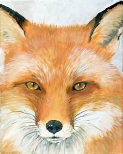 Red Fox Spirit Animal Greeting Card $4.00. As a spirit ...