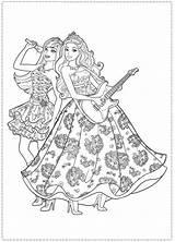 Coloring Barbie Princess Popstar Printable Pop Colouring Rock Google Royals Dinokids Sheets Company Coloriage Mermaid Disney Birthday Rapunzel Stars Cindrella sketch template