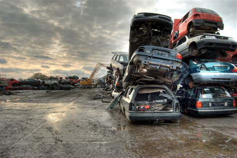 Vehicle Breakers And Salvage Yard