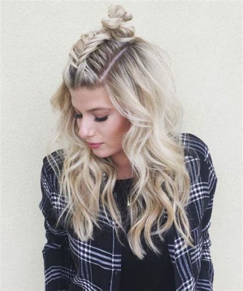 Top Updo Hairstyles by 21 Easy Updo Hairstyles Ambie