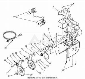 Mtd 31ae6c0f022  2000  Parts Diagram For Engine And V