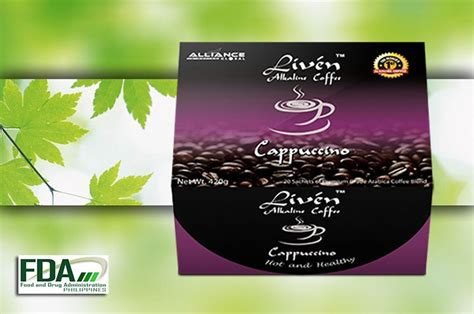 Coffea arabica is a species of coffee indigenous to ethiopia. LIVEN COFFEE- CAPPUCCINO   Latte flavors, Functional beverage, Natural food supplements