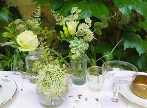 Centre De Table Chocolat : d coration mariage blanc et chocolat id es et d ~ Zukunftsfamilie.com Idées de Décoration
