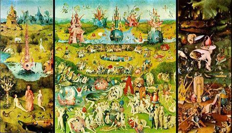la canci 243 n del trasero del infierno triptych prado and