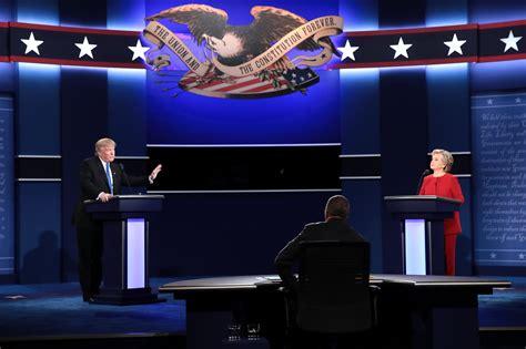 presidential debate  journalists asked  pay