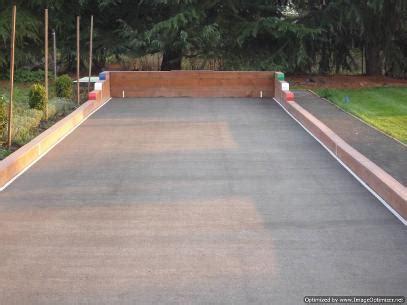 bocce court surfaces bocce e luce construction llc