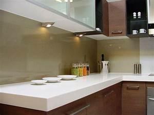 Modern Kitchen Counter Home Design Ideas