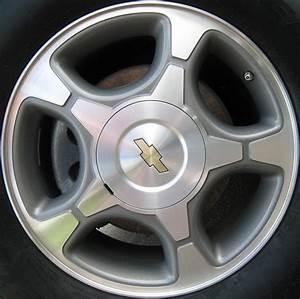 Chevrolet Trailblazer 5170mgr Oem Wheel