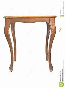 Petite Table En Bois : petite table en bois dure de vintage image stock image du classique type 45348355 ~ Teatrodelosmanantiales.com Idées de Décoration