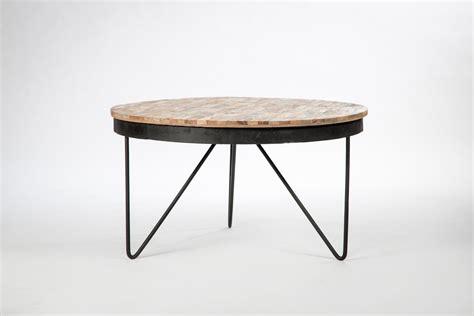 cuisine bonne qualité pas cher table basse ronde bois et metal design d 39 intérieur