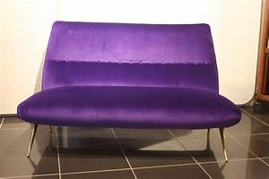 canape violet With canapé lit violet