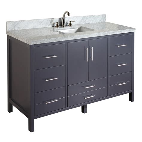 kbc california  single bathroom vanity set reviews