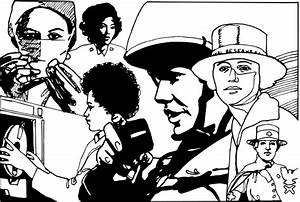 Women History Clip Art at Clker.com - vector clip art ...