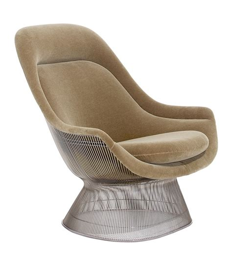 chaise knoll platner easy chair knoll milia shop