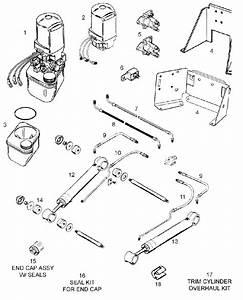 Diagram  Mercruiser Bravo 1 Outdrive Parts Diagram