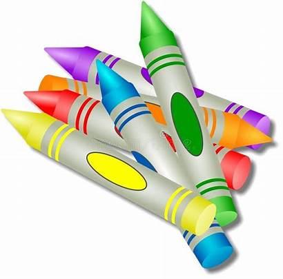 Crayons Creyones Farbige Kleurpotloden Wax Colorati Pastelli