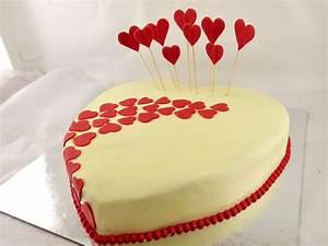Heart Shape Cakes Square One Homemade Treats