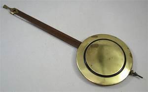 Antique German Wall Clock Pendulum Parts Repair