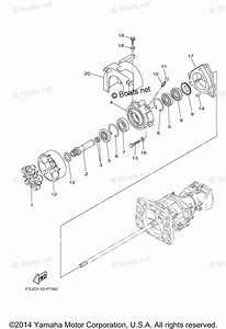 Yamaha Boat Parts 2015 Oem Parts Diagram For Jet Unit 2