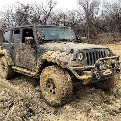 muddy jeep pinterest the world s catalog of ideas