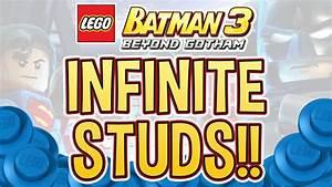 Lego Batman 3 Infinite Studs Youtube