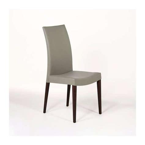 chaises sejour chaise de salle à manger contemporaine en bois tortora 4