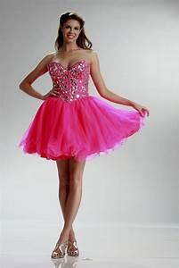 prom dresses short hot pink Naf Dresses