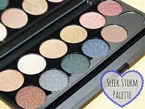 Sleek, -, Sleek, Storm, 578, Storm, Palette, Review, -, Beauty, Bulletin
