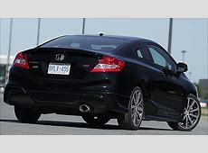 2013 Honda Civic Coupe Si HFP Review Winnipeg Used Cars