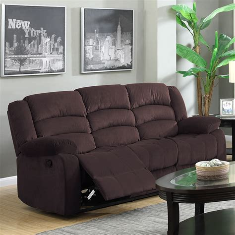 3 Loveseat Slipcover by Manual Recliner 3 Seat Sofa Chair Slipcover Home Ergonomic