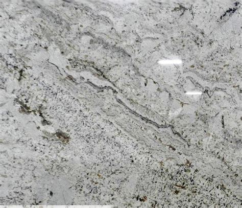 Granit Galaxy by Ottawa Granite Countertop Slabs White Galaxy Smooth White