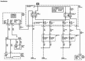 Headlight Wiring Diagram For 03 Envoy  Attempting To