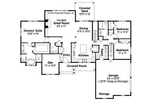 ranch floor plan ranch house plans manor 10 590 associated designs