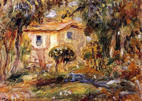 Landscape 1902 Pierre Auguste Renoir