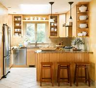 Ideas For Kitchen Designs by Home Decor Walls Small Kitchen Decorating Design Ideas 2011