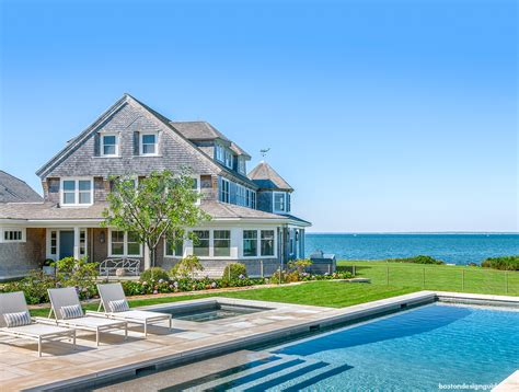 Step Inside An Oceanfront Paradise On Cape Cod Boston