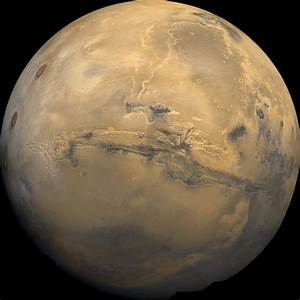 WTP: Mars: Canyon and Volcanoes