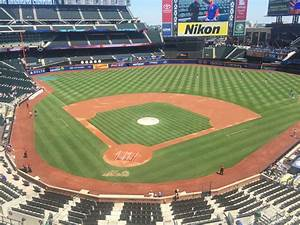 Citi Field Seating Chart With Row Numbers Citi Field Section 413 Rateyourseats Com