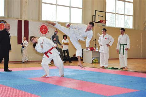 Notikusi Trešā Baltijas Cīņas Mākslu Olimpiāde - Cīņas ...