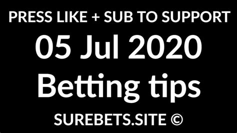 Football Betting Tips Today - 05 July 2020 - Serie A, La ...