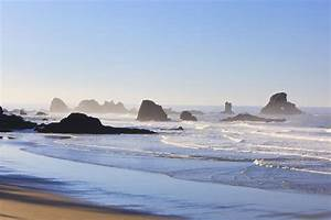 Tide At Indian Beach Oregon, United Photograph by Craig Tuttle